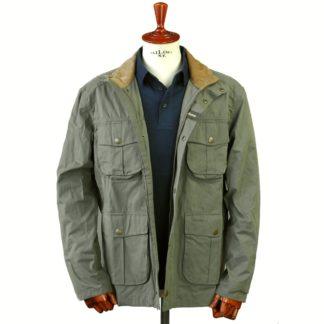 Barbour Field-Jacket Sanderling