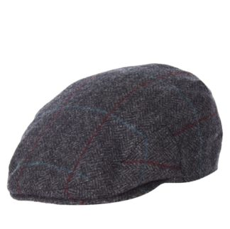 Barbour Crieff Cap charcoal