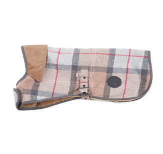 Barbour Hundemantel Wool Touch pink