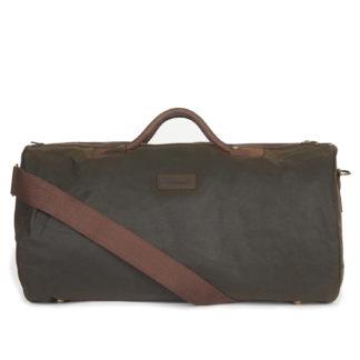 Barbour Wax Holdall Tasche